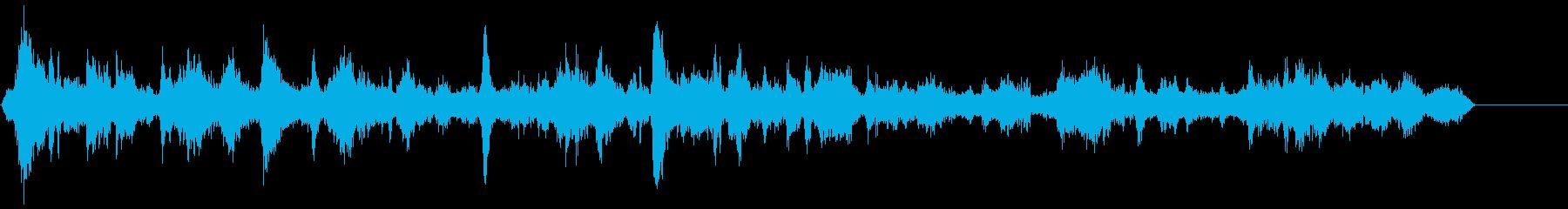 ゾンビ(グループ)攻撃4の再生済みの波形