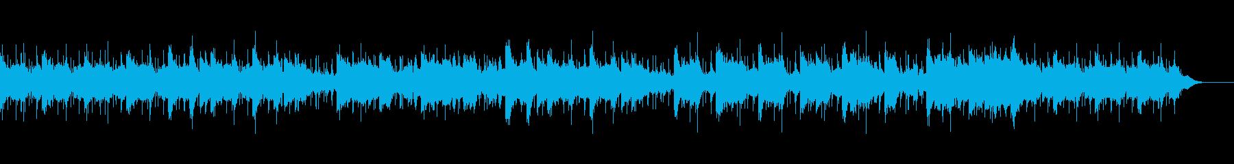 シンセと琴が織り成す禍々しいサウンドの再生済みの波形