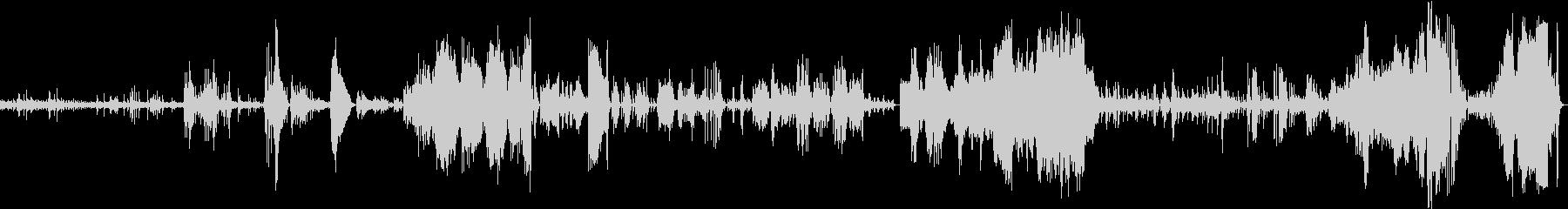 モーリス・ラヴェルの曲のピアノアレンジの未再生の波形