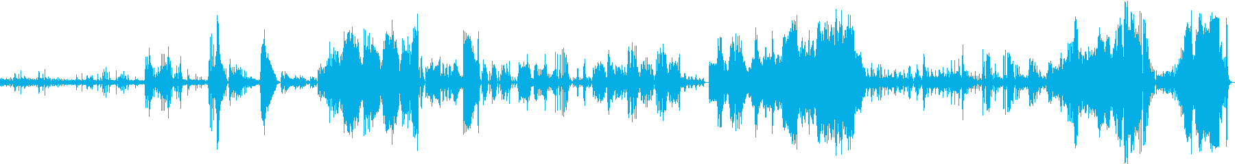 モーリス・ラヴェルの曲のピアノアレンジの再生済みの波形