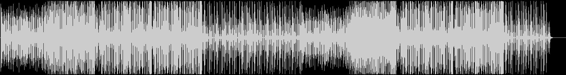 ハッピーなフューチャーベースの未再生の波形