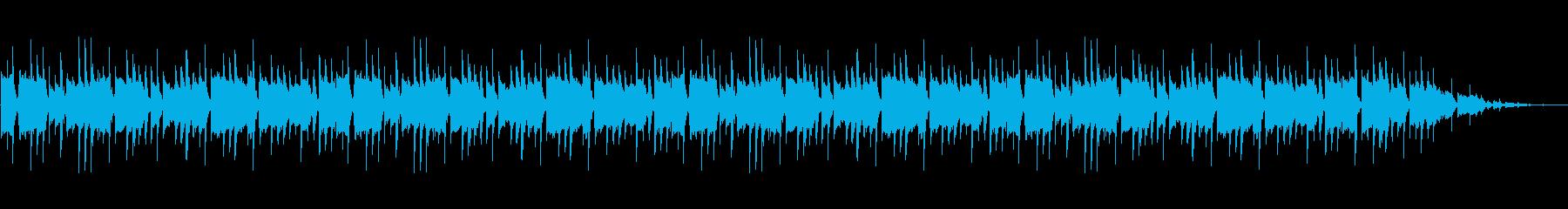 フォーク ゆったり 柔らかい アコギ 海の再生済みの波形