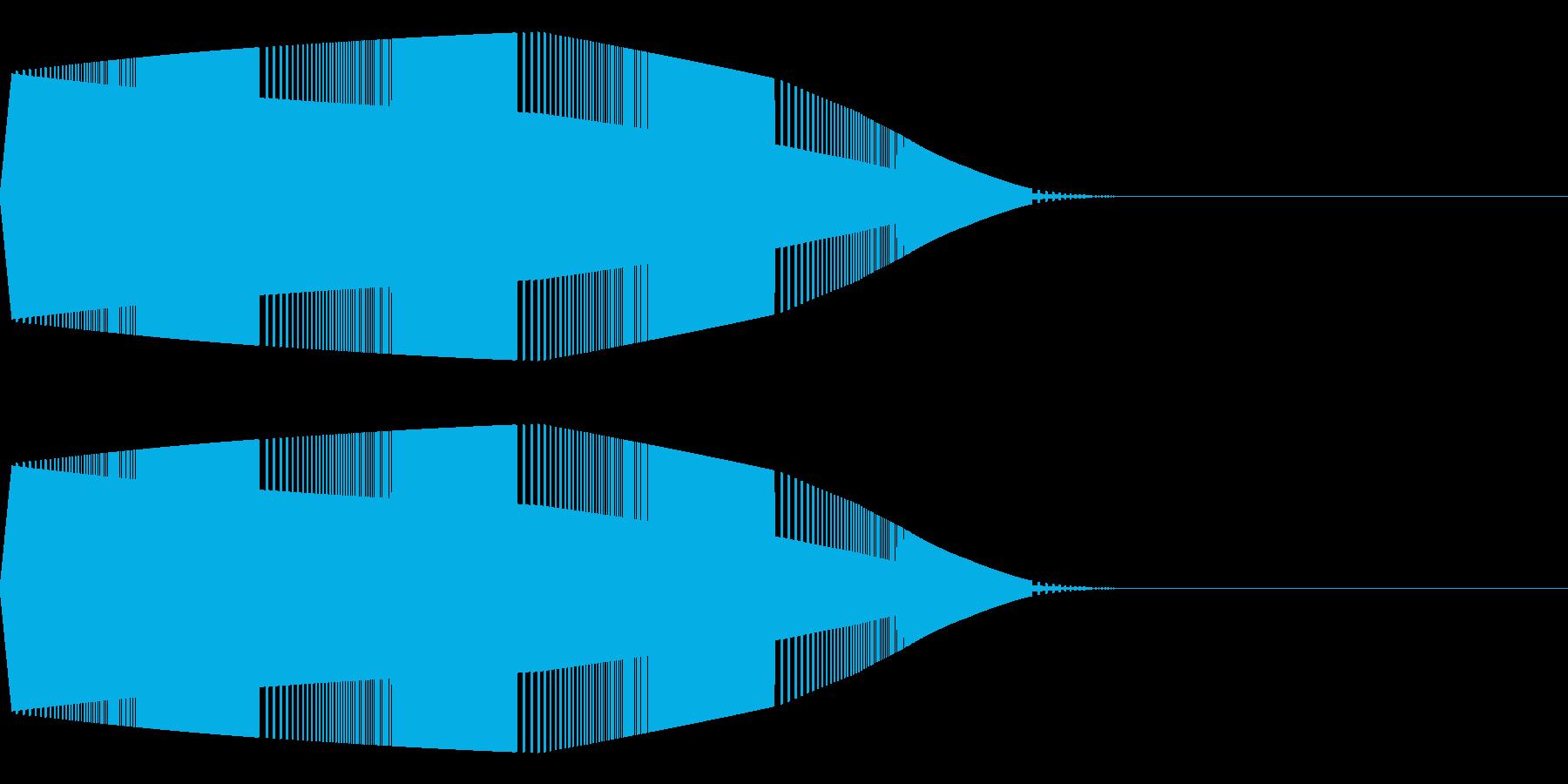 パパパパ(ワープ変身/魔法/ファミコンの再生済みの波形