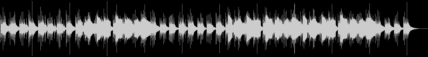 和風 尺八と琴のリラックスBGMの未再生の波形