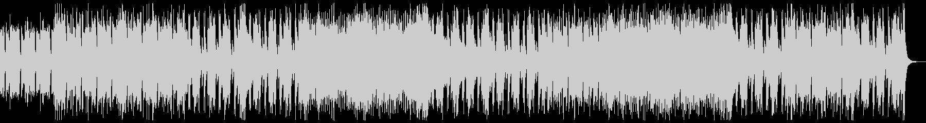 和楽器・和風・サムライヒーロー:三味線抜の未再生の波形
