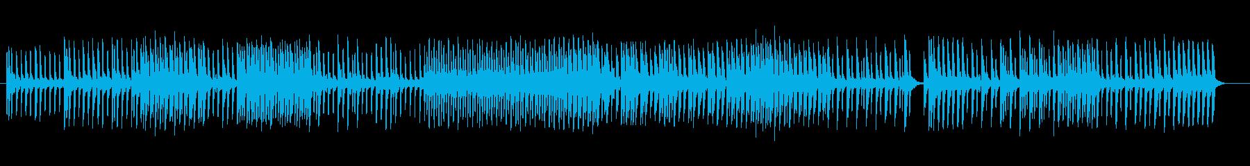 シンプルで繊細なスピリチュアルサウンドの再生済みの波形