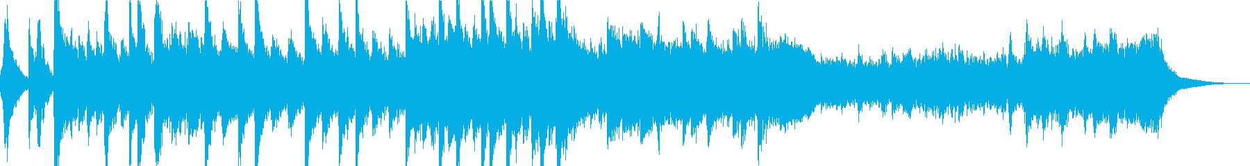 KANT恐怖のクリスマスlongの再生済みの波形