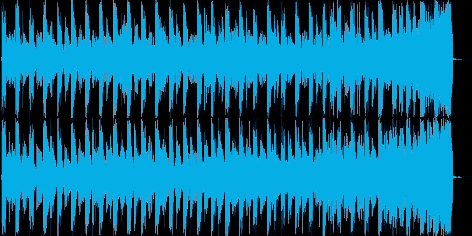 TV番組のオープニングを想定した楽曲で…の再生済みの波形