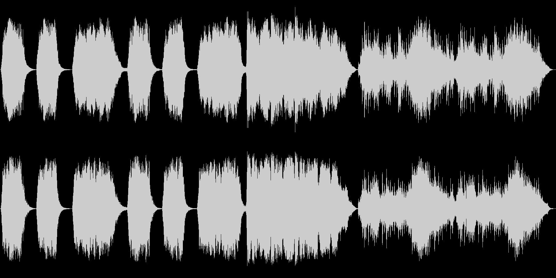 シネマティック センチメンタル 感...の未再生の波形