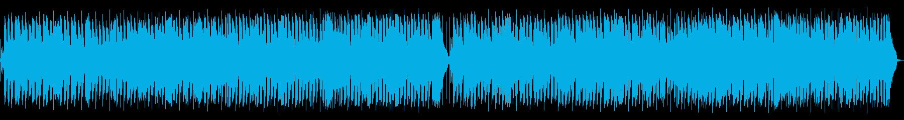 動画 懐かしい ピチカート ドキュ...の再生済みの波形