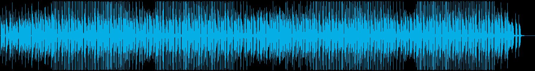 PV・VP・CM向け明るいBGMの再生済みの波形