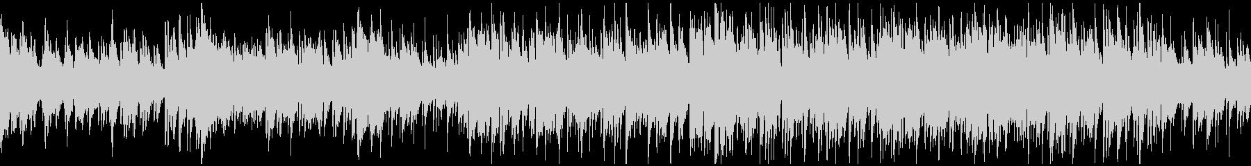 爽やかな切ないボサノバ・ジャズ※ループ版の未再生の波形