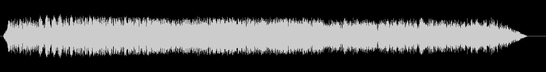 GTSカー;アイドル/回転数(数)...の未再生の波形