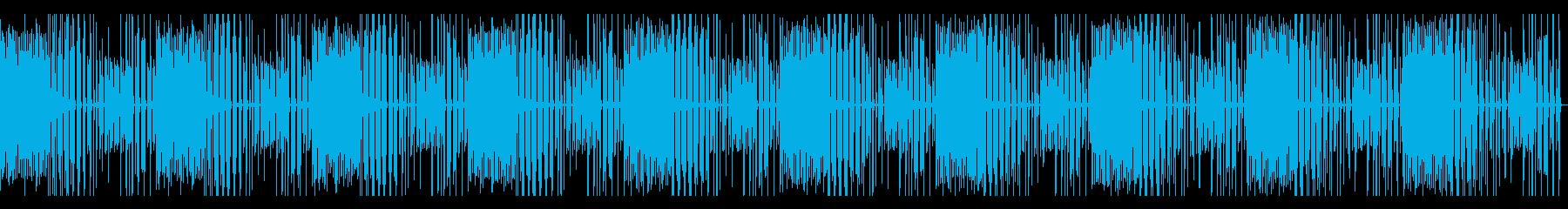 ほのぼの、日常、トーク、YouTubeの再生済みの波形