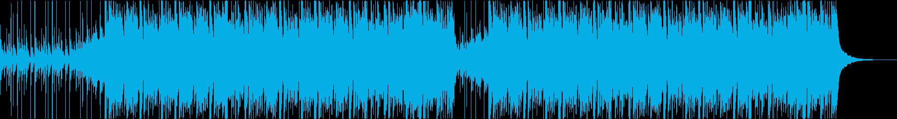 はじまり わくわく ストリングスポップスの再生済みの波形