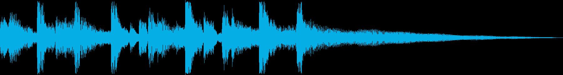 現代のサウンド産業/企業/テクノロ...の再生済みの波形