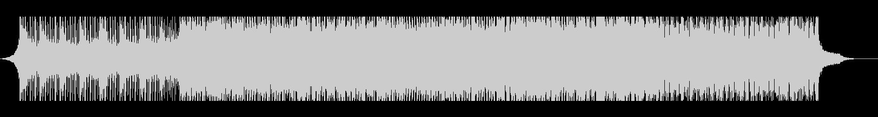 やる気 (90 Sec)の未再生の波形