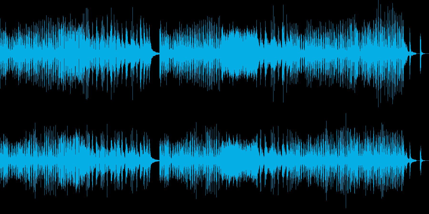 少し跳ねてる感じのピアノポップバラードの再生済みの波形