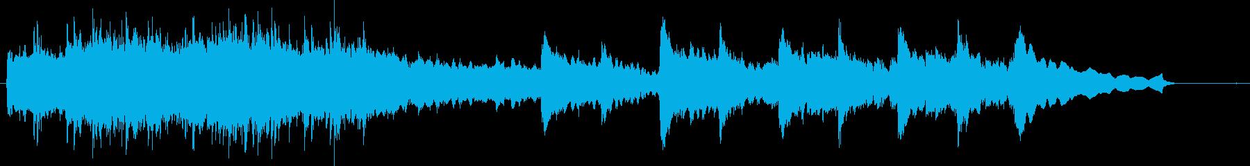 雰囲気のあるサウンドスケープは、シ...の再生済みの波形