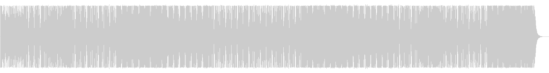 Inorganic and underground atmosphere BGM's unreproduced waveform