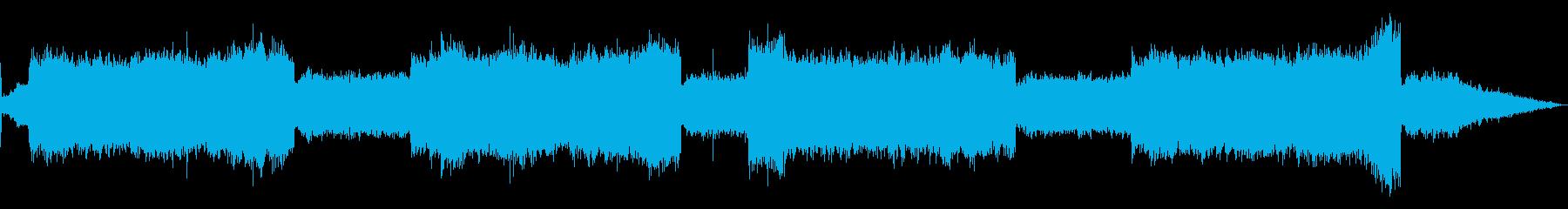 電動スケート削り:スタート、グライ...の再生済みの波形