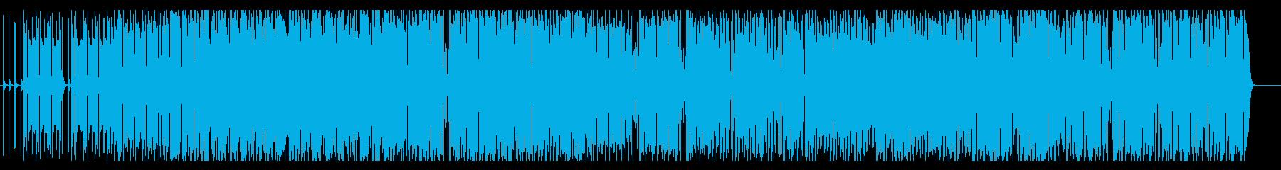 伝統的なジャズ ビバップ 劇的な ...の再生済みの波形