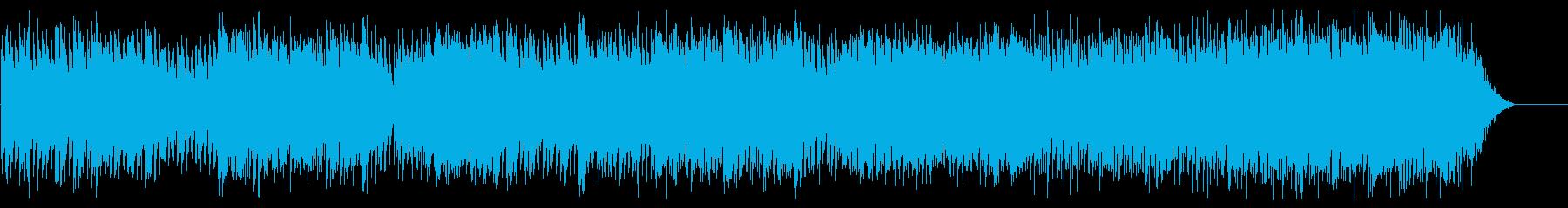 フォークポップ。ベンディッティ。の再生済みの波形