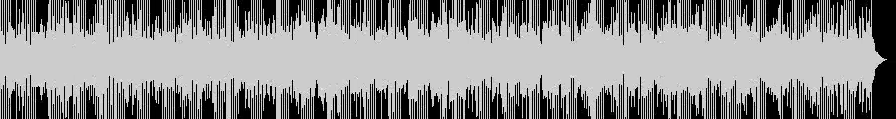 ピアノが切ないカントリーの未再生の波形