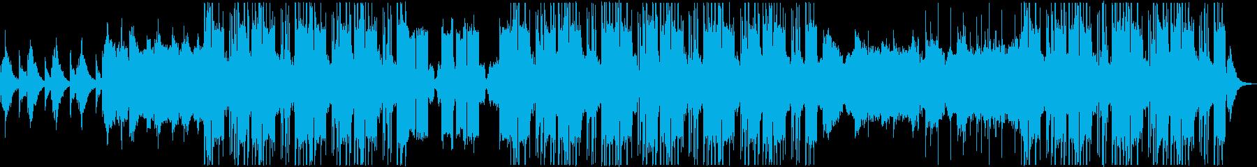 幻想的 ギター トラップソウルの再生済みの波形