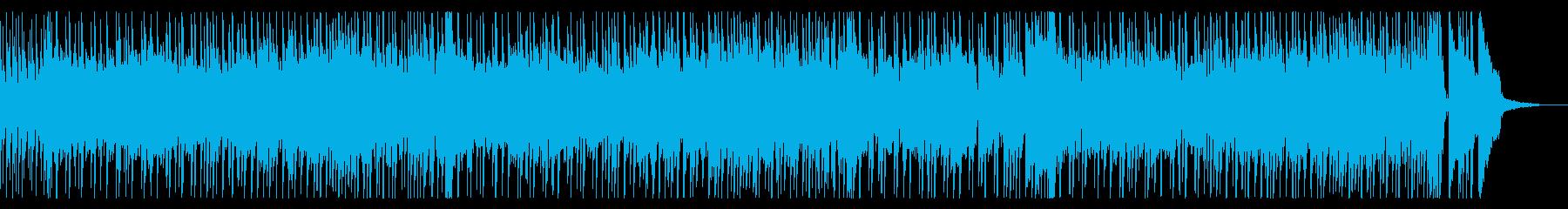 生々しいサウンドのバンドブルース!の再生済みの波形
