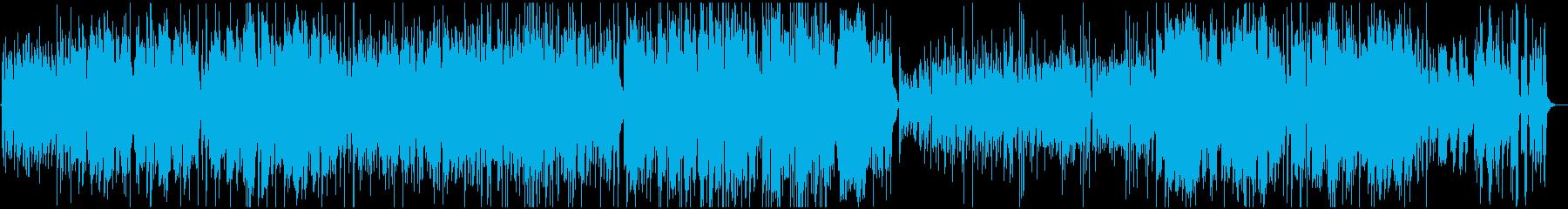 ジャズタンゴ。メロディーはトランペ...の再生済みの波形