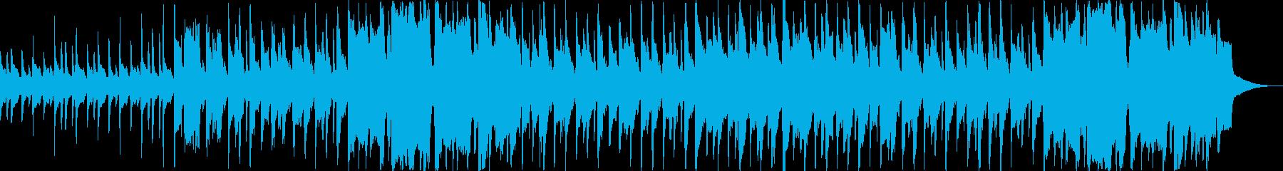 Cartoon アコースティックギ...の再生済みの波形