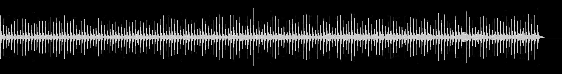 【生録音】スレイベル「シャン」長めの未再生の波形