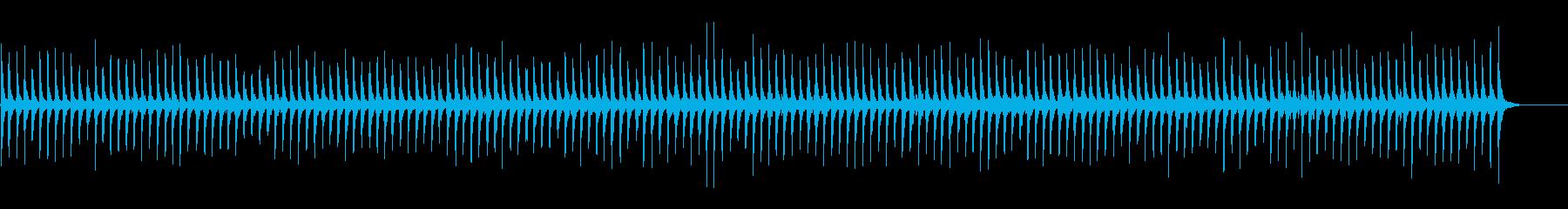 【生録音】スレイベル「シャン」長めの再生済みの波形