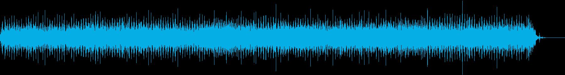スモール・スレイ・ベルズ:継続的な...の再生済みの波形