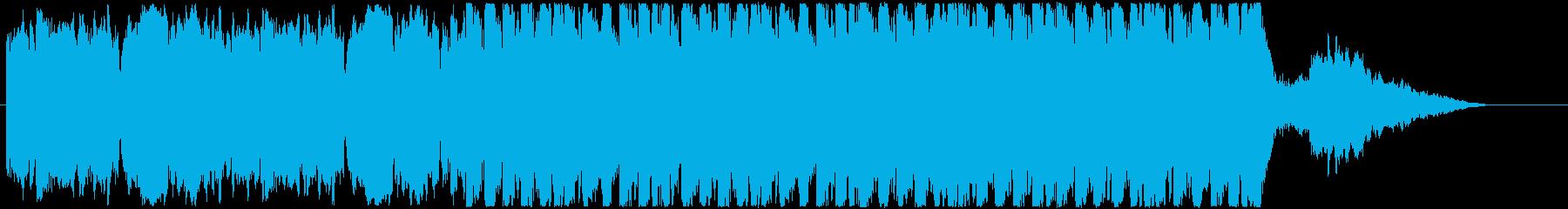 何かが始まる予感の壮大なEPICサウンドの再生済みの波形