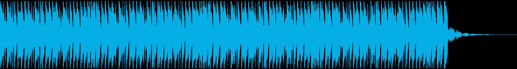 フィットネスモチベーション(30秒)の再生済みの波形