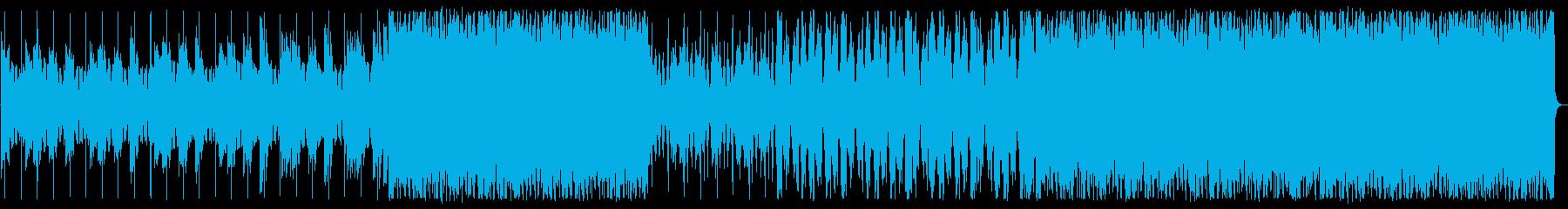 レトロ/エレクトロ_No591の再生済みの波形