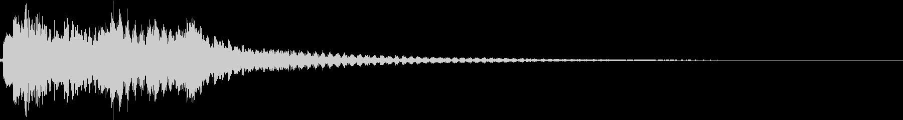 和風 琴 お正月 展開 料亭 06の未再生の波形