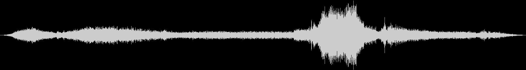 スクールバス:内線:中速で左にアプ...の未再生の波形
