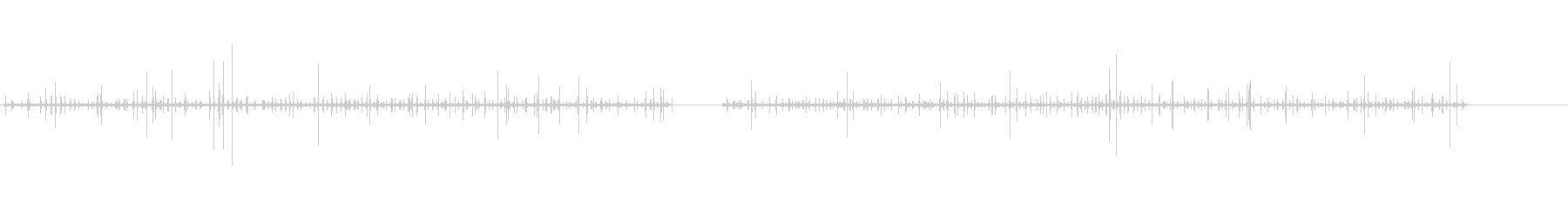 ステップ-動物-小-人工-2バージョンの未再生の波形