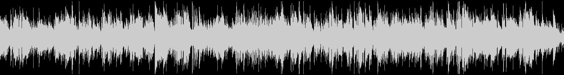 大人なカフェラウンジ系ボサノバ※ループ版の未再生の波形