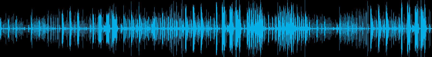 ■ループ・まぬけであほっぽい・シンセの再生済みの波形