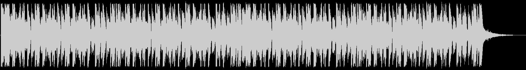 キラキラ/ハウス_No484_5の未再生の波形