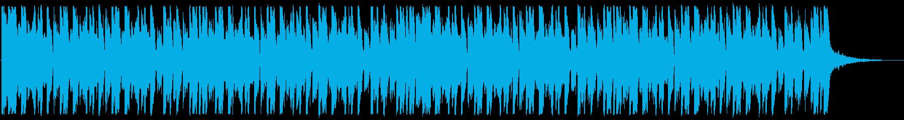 キラキラ/ハウス_No484_5の再生済みの波形