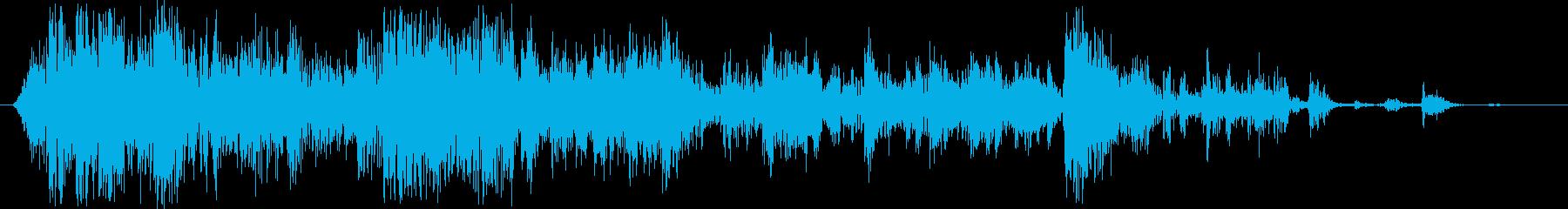 ウッドパイルまたはマイン:崩壊、ウ...の再生済みの波形