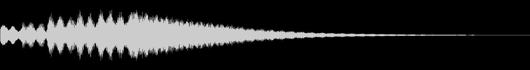 バイブラフォン:「グッドモーニング」、高の未再生の波形