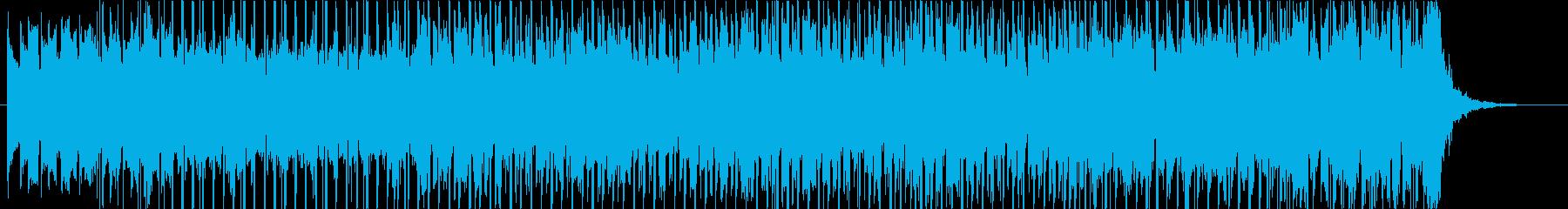 β2615の再生済みの波形