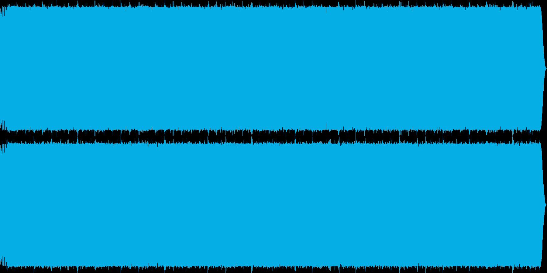 ダンスエクササイズBPM130:15分の再生済みの波形