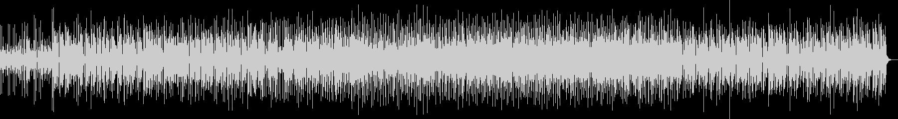 ファンキーなジャズは、エレクトリッ...の未再生の波形